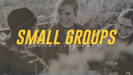 Small & Life Groups Women (89440)