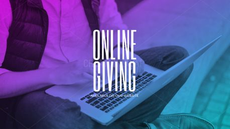 Online Giving (89458)