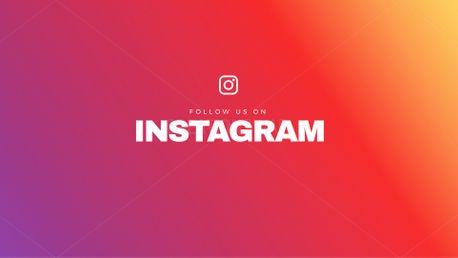 Follow us on Instagram (89461)