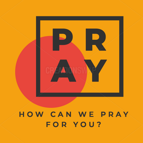 How Can We Pray for You? (89473)