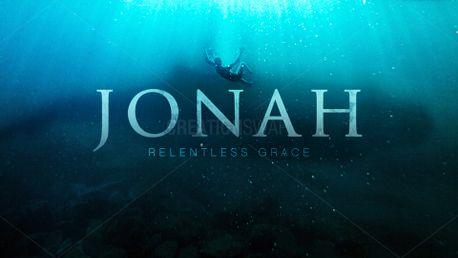 Jonah: Relentless Grace (89482)