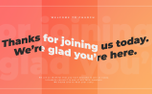 Modern Welcome Motion Title (89489)