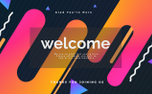 Modern Welcome Motion Title (89492)