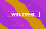 Modern Welcome Motion Title (89495)