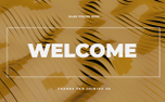 Modern Welcome Motion Title (89496)