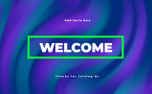 Modern Welcome Motion Title (89497)