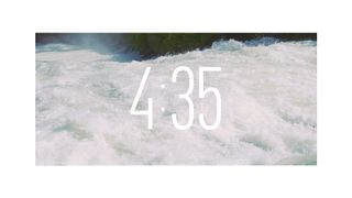 Rushing Water : Countdown