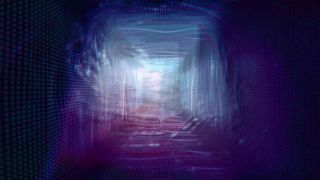 Tunnel Motion Graphics Loop