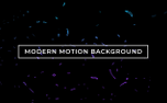 Modern Motion Background (89632)
