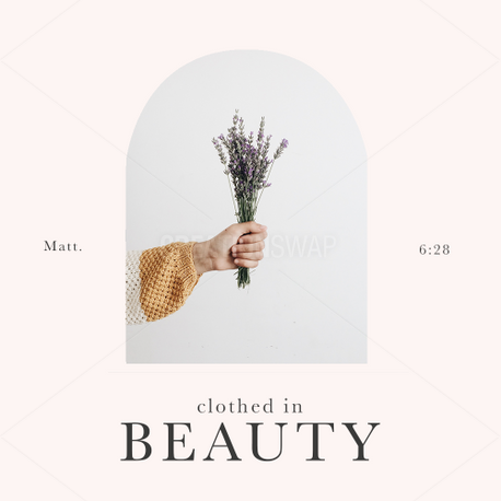 Clothed in Beauty (89652)