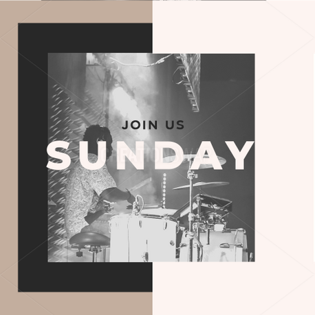 Join Us This Sunday (89661)