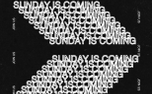 Sunday is Coming (89693)