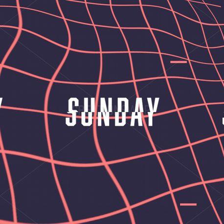 Sunday (89724)