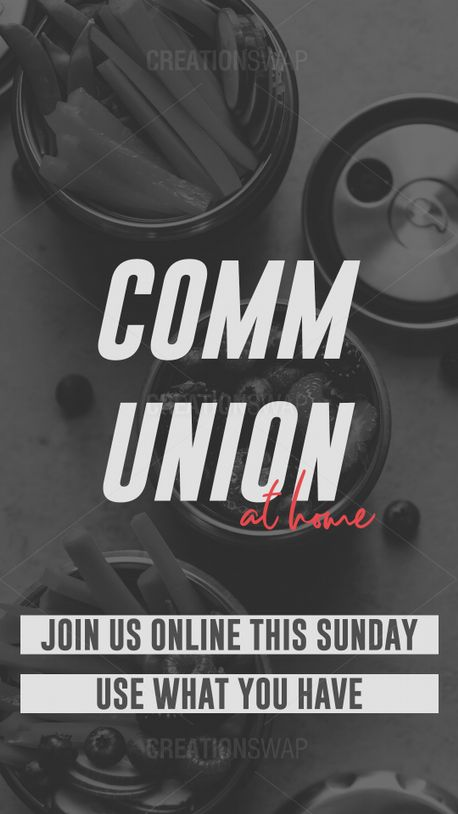 Communion at Home (89759)
