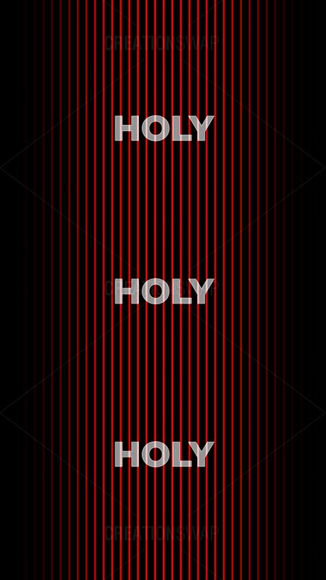 Holy Holy Holy (89875)