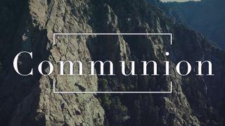 Slate Cliff : Communion