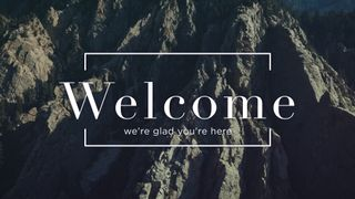 Slate Cliff : Welcome