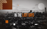 In The Last Days (89956)
