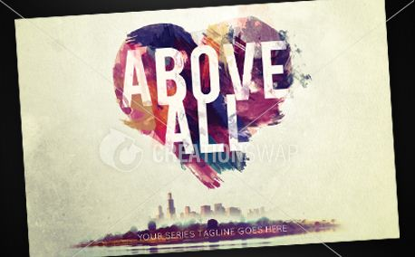 Above All | Postcards (9329)