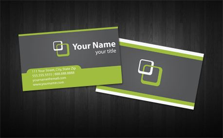 Media business card template creationswap 9359 fbccfo Gallery
