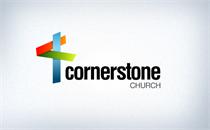 Cross Logo Folded