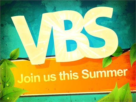 Vacation Bible School (9498)