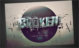 BROKEN SERIES | Postcards