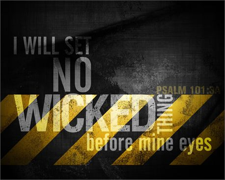 I will set No Wicked Thing (9605)