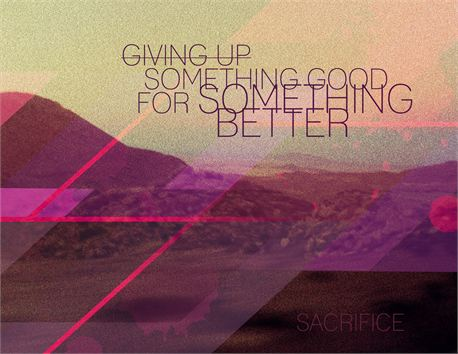 sacrifice (9818)