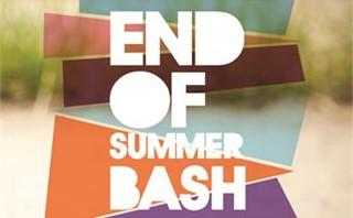 end of summer bash slide