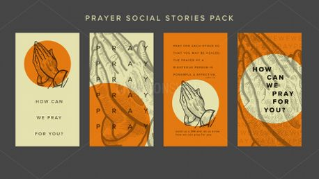 How Can We Pray For You Pack (90041)