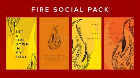 Fire Social Pack (90050)
