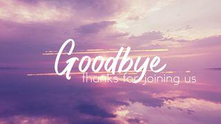 FuchsiaSunset : Goodbye