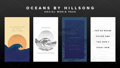 Oceans Social Media Pack (90071)