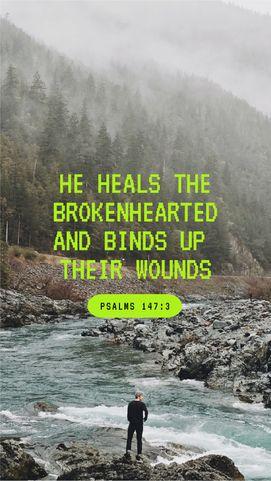 Psalms 147:3