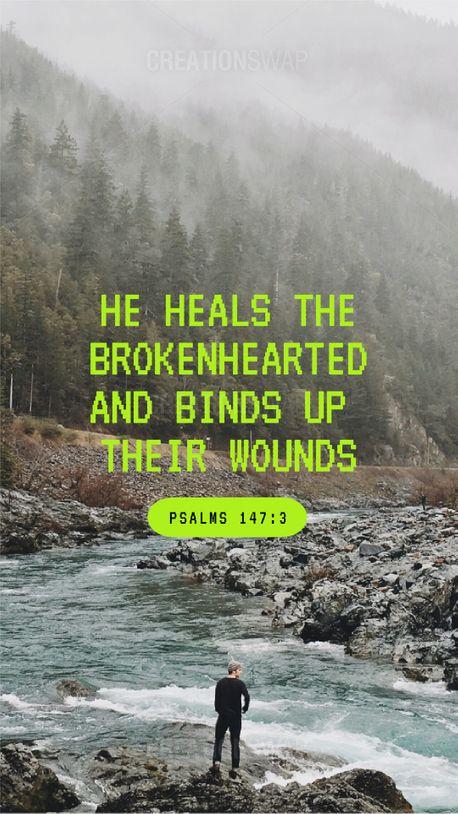 Psalms 147:3 (90133)
