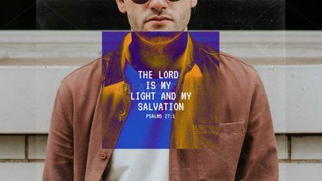 Psalms 27:1 (90138)