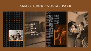 Small Group Social Story Pack