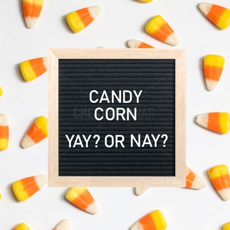 Candy Corn: Yay? or Nay? (90186)