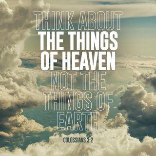 Things Of Heaven Social Pack
