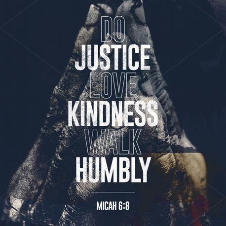 Micah 6:8 Social Media Pack (90288)