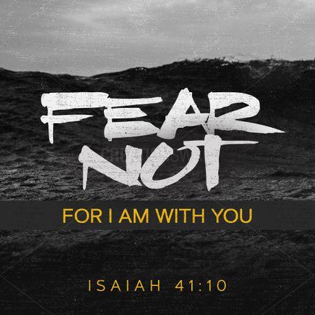 Fear Not Social Media Pack (90368)