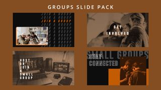 Join a Group Slides