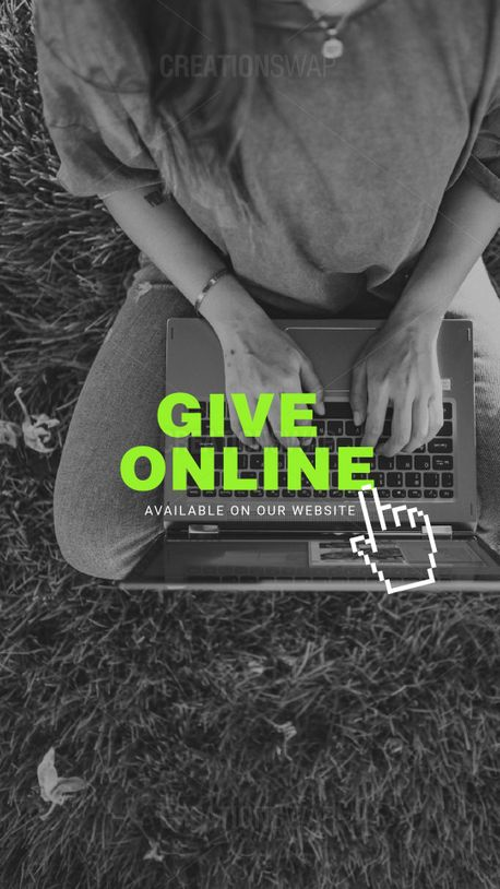 Give Online  (90463)