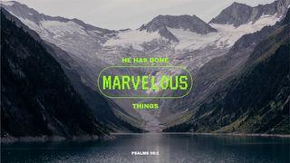 Psalms 98:1