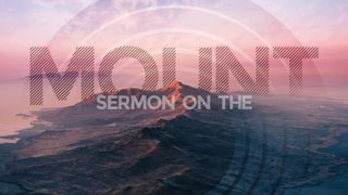 Sermon On The Mount + PSD