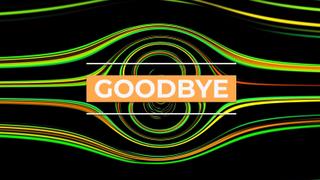 Event Horizon Goodbye