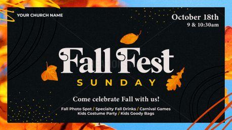 Fall Fest 2020 Bundle (90751)