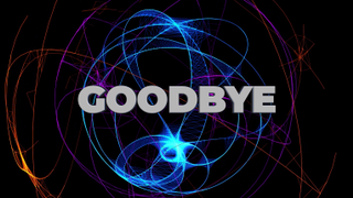 Node Sphere Goodbye
