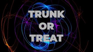 Node Sphere Trunk or Treat